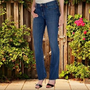 NWOT Lucky brand sweet boot jeans!
